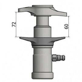 Hydrauliczny ściągacz sworzni kulowych, 4,5 ton zakres 26/32 mm NOWOŚĆ WALLMEK