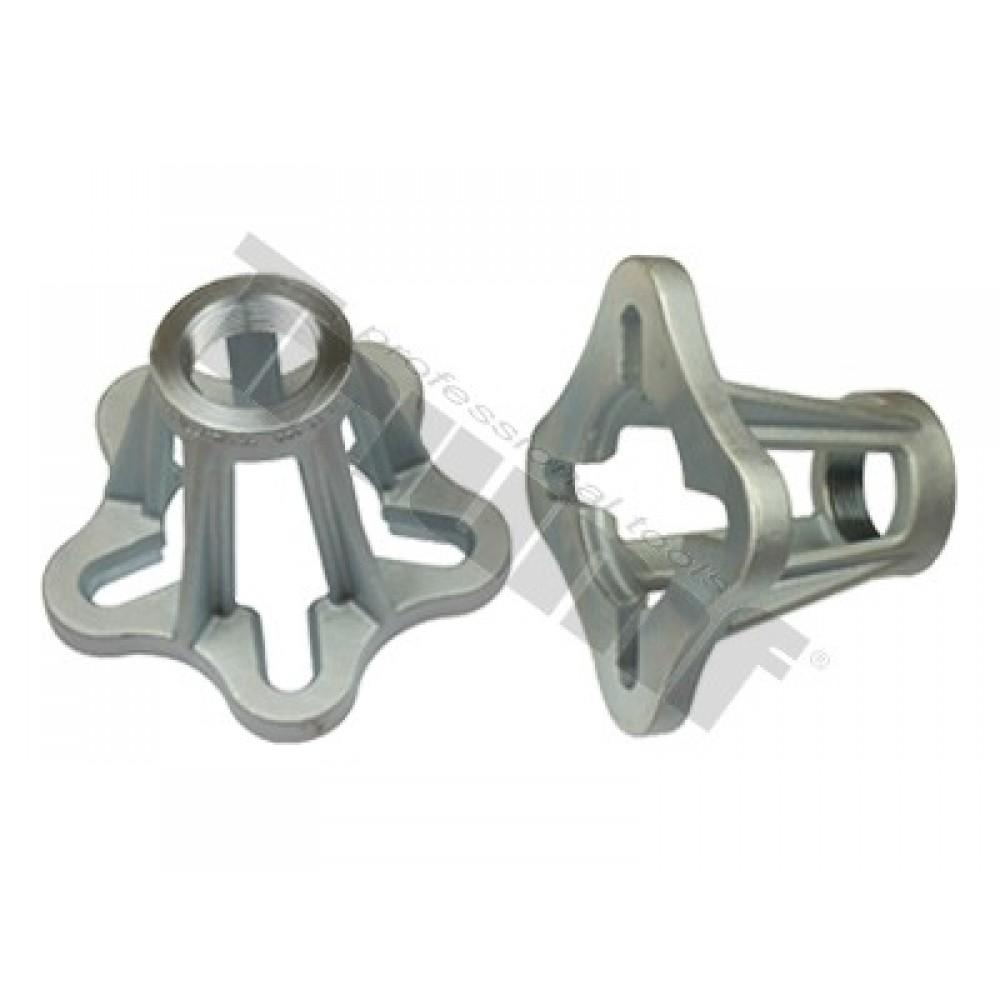 Zestaw do wyprasowywania półosi z 4 lub 5 otworami, 2 - części WALLMEK