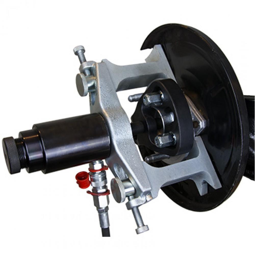 Uniwersalny adapter do ściagacza łozysk 4-5 otworów WALLMEK