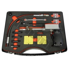 Zapisywalny kompresometr 10-50 bar plus uniwersalny. adapter M8-M9-M10-M12 TRIUMF PROFESSIONAL