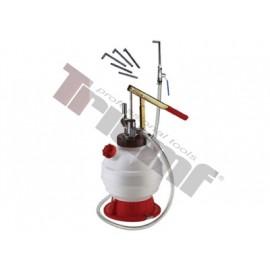 Pompa ręczna do wymiany oleju w skrzyniach automatycznych, 5 adapterów TRIUMF PROFESSIONAL