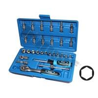 Zestaw narzędziowy 1/4 cala 29 części TRIUMF PROFESSIONAL