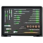 Zestaw adapterów DIESEL do testerów sprężania FASANO TOOLS