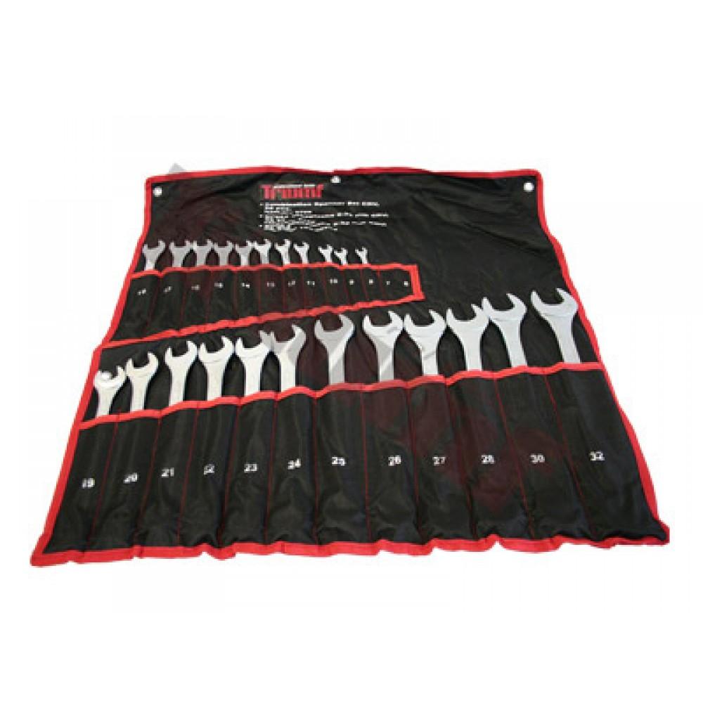 Zestaw kluczy płasko-oczkowych 6-32mm, 25 sztuk  TRIUMF PROFESSIONAL