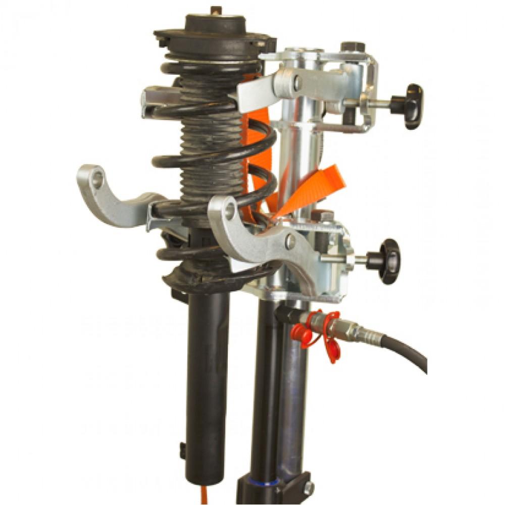 Ściągacz hydrauliczny do sprężyn Mc Phersona mobliny siła 2 Ton WALLMEK