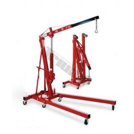 Żuraw warsztatowy składany, nośność max. 1 tona TRIUMF PROFESSIONAL