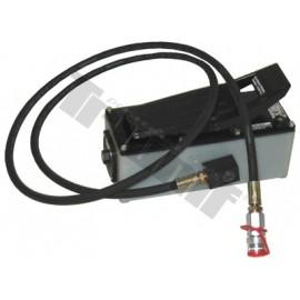 Pompa hydrauliczna o napędzie pneumatycznym 700 bar WALLMEK
