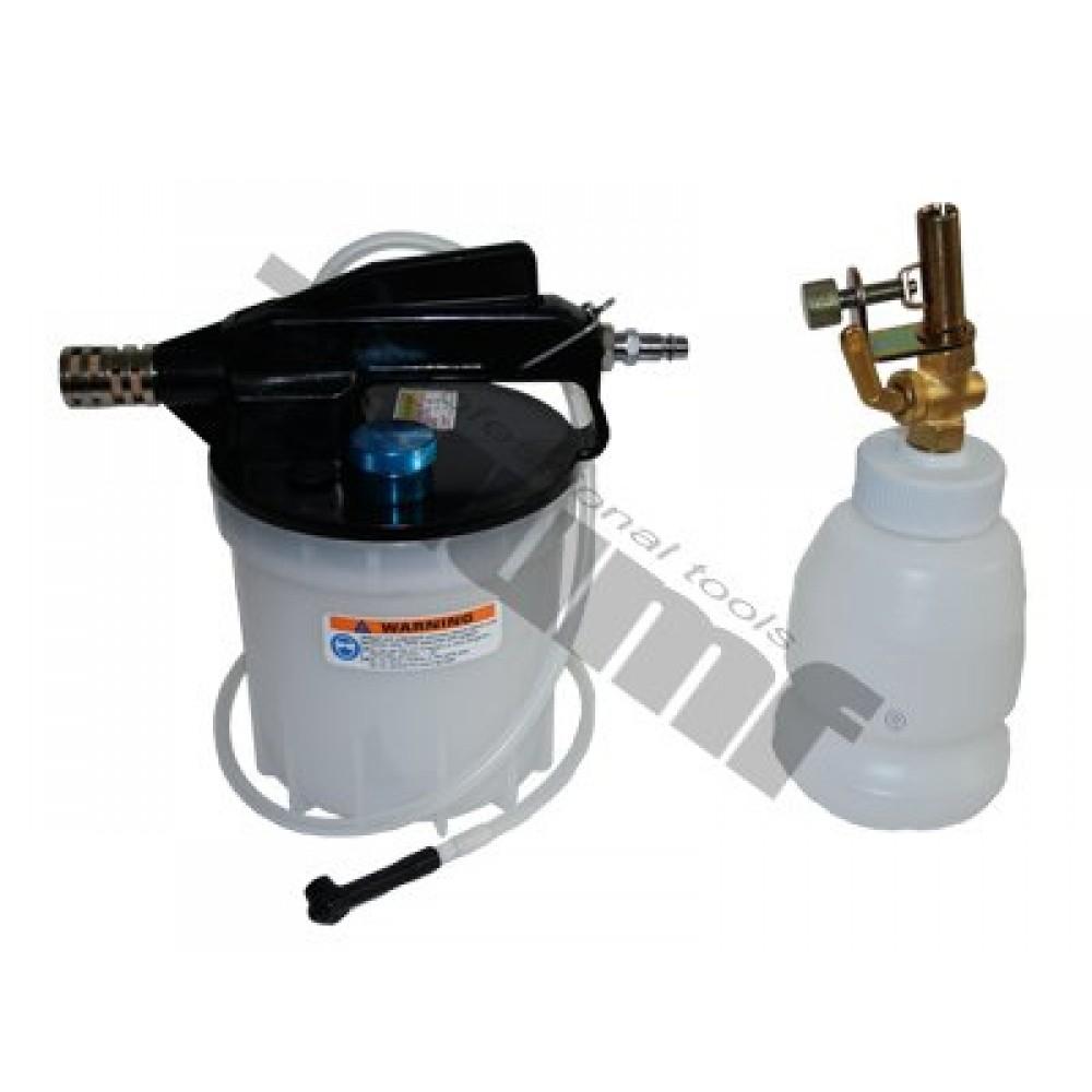 Przyrząd do odpowietrzania układu hamulcowego i ABS TRIUMF PROFESSIONAL