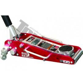 Podnośnik hydrauliczny Al, udźwig 1,5 t, podniesienie 56-430 mm, waga tylko 16,5 kg, TRIUMF PROFESSIONAL