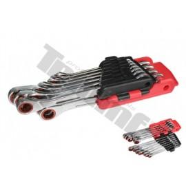 Zestaw kluczy profi 8mm w oprawie PCV, 12 sztuk