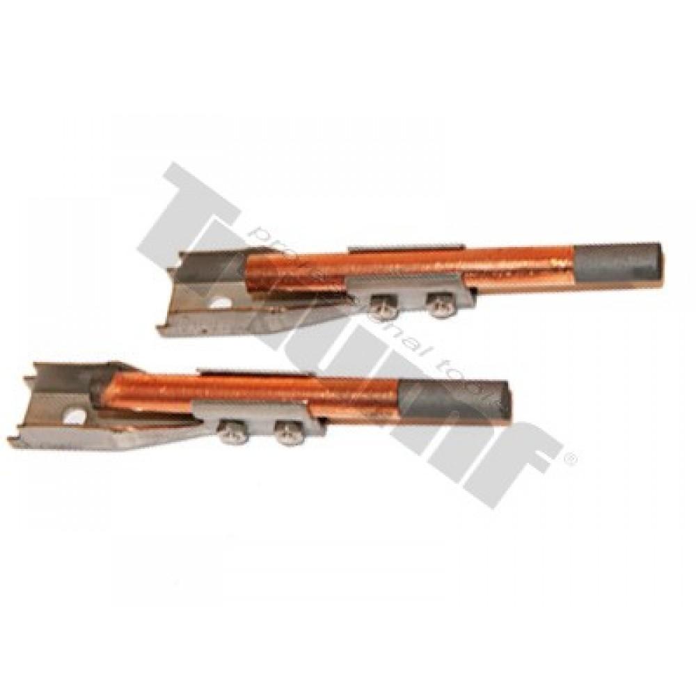 Pałeczkowe elektrody do podgrzewacza nakrętek i śrub TRIUMF PROFESSIONAL