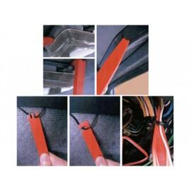 Zestaw plastykowych łyżek, 5 - części