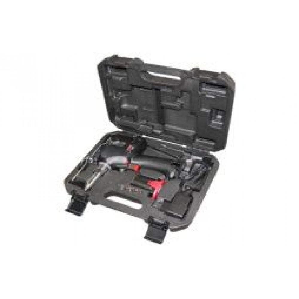 Szczypce do nitowania, akumulator, na nity: Ø2,4-4,8 mm
