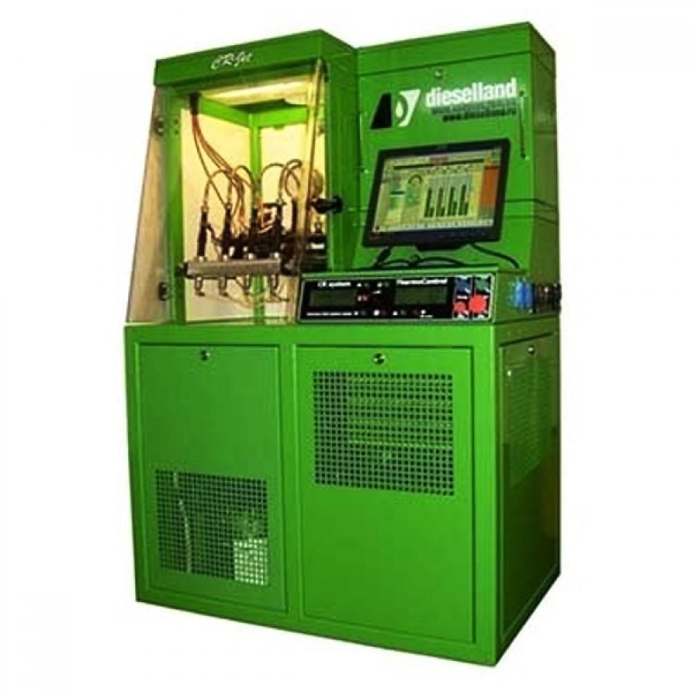Urządzenie do sprawdzania wtryskiwaczy Common Rail, Bosch, Delphi, Denso, Siemens DIESELLAND