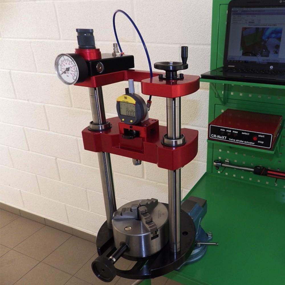 Maszyna do regeneracji wtryskiwaczy, badania i serwisowania CR-NeXT-BASE DIESELLAND