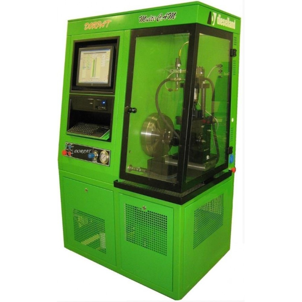 Urządzenie do sprawdzania wtryskiwaczy PD Dorpat-Multi Cam 15E przeznaczone do testowania UIS/UPS 15 kw DIESELLAND