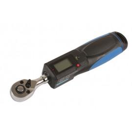 """Grzechotka dynamometryczna, elektroniczna P/L 1/4"""", 6-30 Nm LASER"""