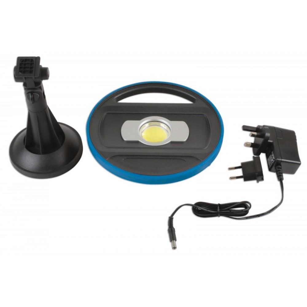 Lampa serwisowa LED COB, 15W, 1200/600 lum