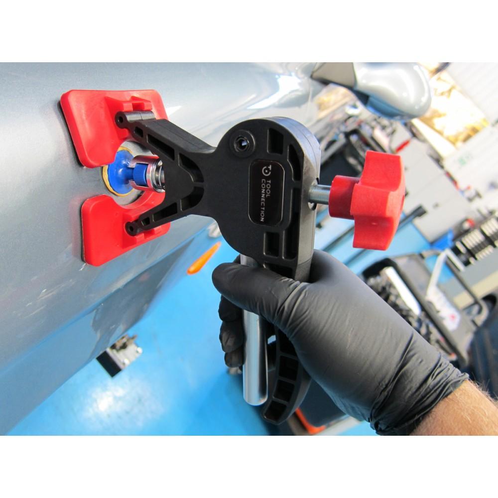 PDR puller, wyciągacz wgnieceni, zestaw klejowy LASER