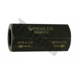 Adapter do młotka bezwładnościowego M16x1,5-M18x1,5 PICHLER