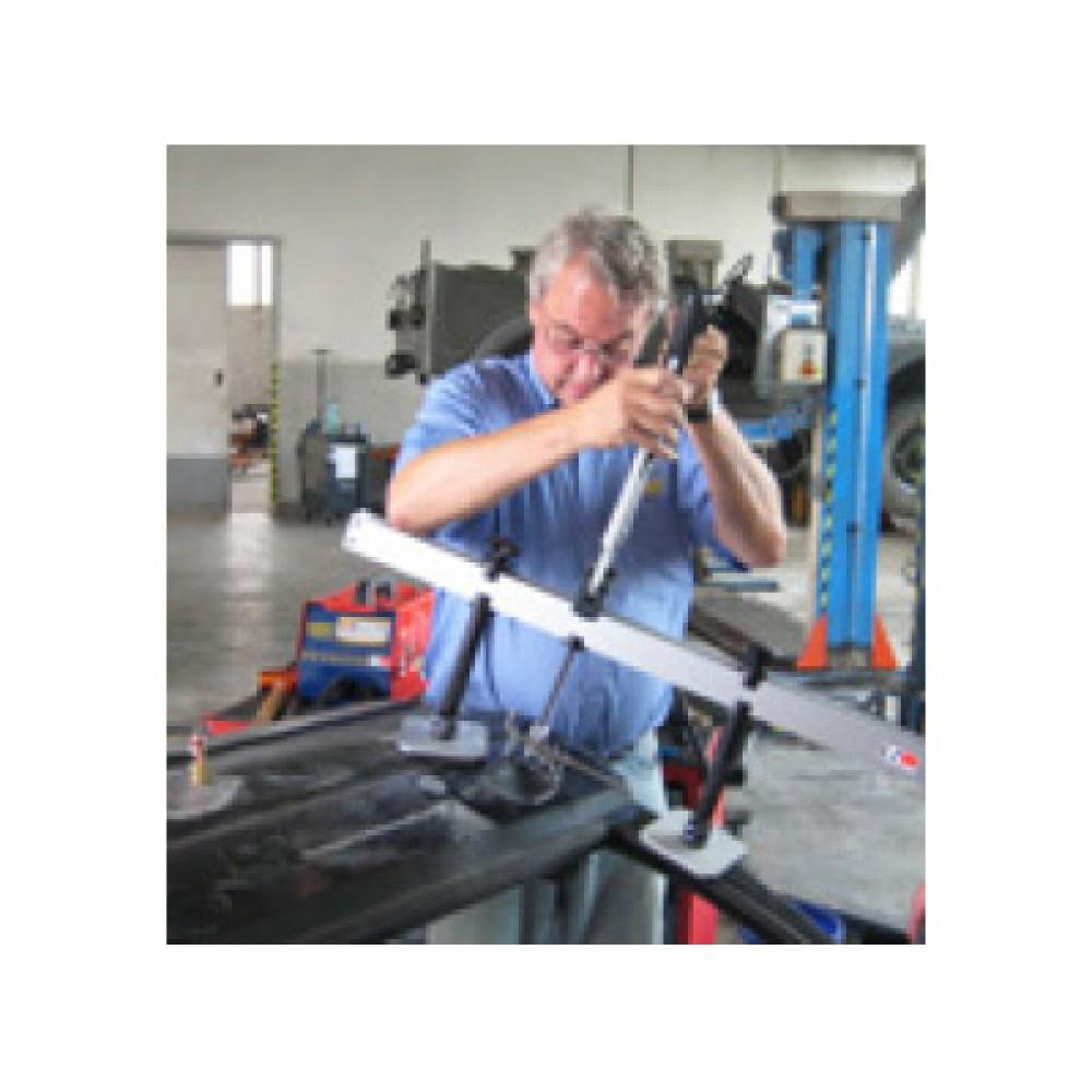 Wyciąganie wgnieceń blachy, kombinowany Strong Puller FZ TRIUMF PROFESSIONAL