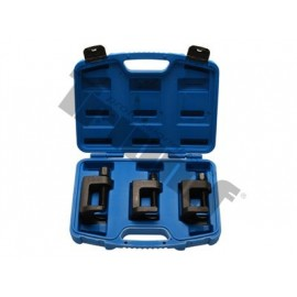 Ściągacz do sworzni kulistych, 23-28-34 mm zestaw 3 - częściowy TRIUMF PROFESSIONAL