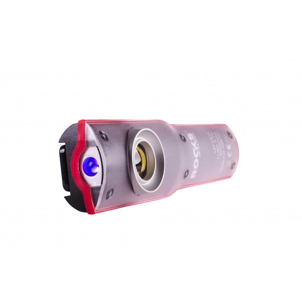 Lampa inspekcyjna UV, COB LED, 10W+UV, 1000 lm