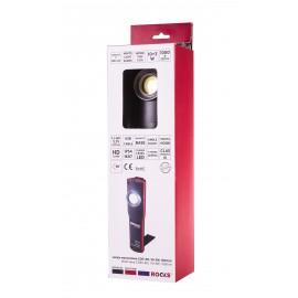 Lampa warsztatowa COB LED, 10+3W, 1000 lm