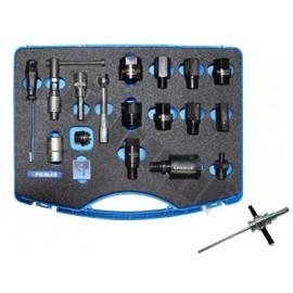 Zestaw adapterów do usuwania wtryskiwaczy, bez mło..