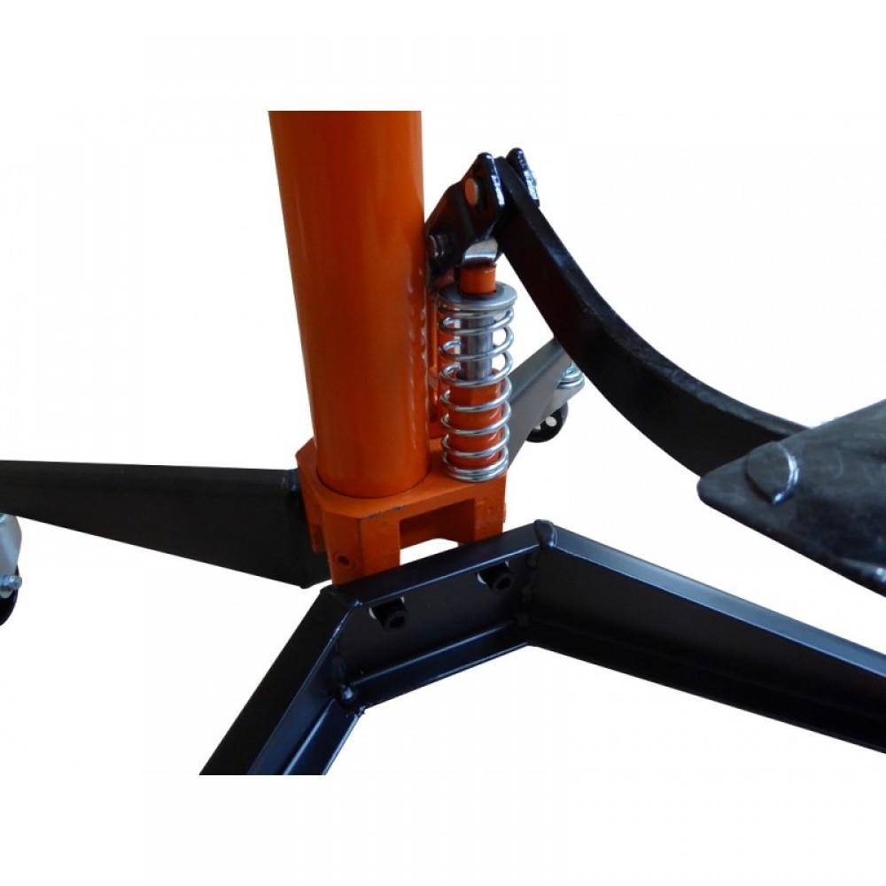 Podnośnik skrzyni biegów - dociskacz 500kg