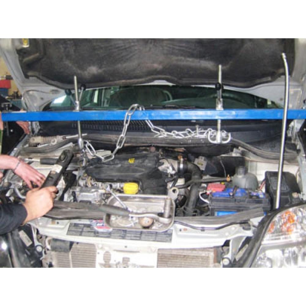 Uniwersalna belka do silnika i skrzyni biegów TRIUMF PROFESSIONAL