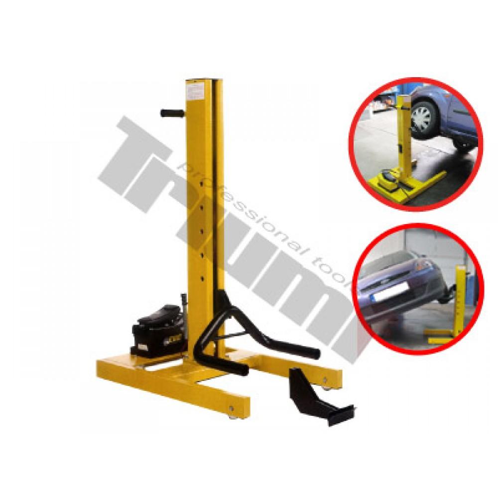 Podnośnik pneumatyczno - hydrauliczny 3 tony 0-995mm TRIUMF PROFESSIONAL