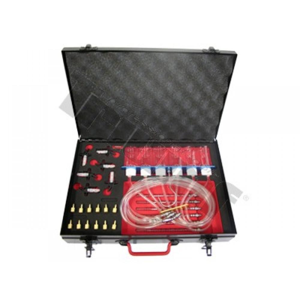 Tester przelewowy wtryskiwaczy, 24 adaptery TRIUMF PROFESSIONAL