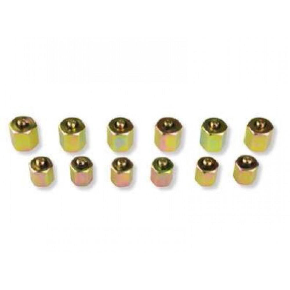 Ochronna zatyczek do pomp wtryskiwaczy M12x1.5 i M14x1.5, 12-części, PICHLER
