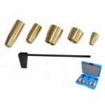 Ustawianie wtryskiwaczy PDI, wymiana pierścieni uszczelniających, zesatw 6-części TRIUMF PROFESSIONAL