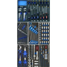Szafka narzędziowa 7 szuflad 181 części CONDOR WERKZEUG