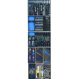 Szafka narzędziowa 7 szuflad 264 części CONDOR WERKZEUG