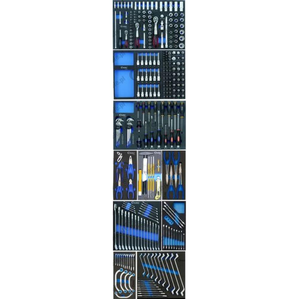 Szafka narzędziowa 7 szuflad 294 części CONDOR WERKZEUG