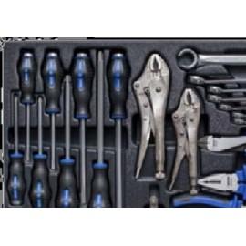 Szafka narzędziowa 7 szuflad 291 części TRUCK LINE BOXO