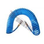 Wąż spiralny 8 x 12 mm, 10m PU, ekstra prężny TRIUMF PROFESSIONAL