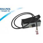 Pompa pneumatyczno - hydrauliczna komplet WALLMEK