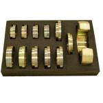 Uniwersalny zestaw do wprasowywania 10 części WALLMEK