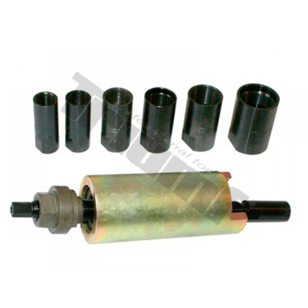 Przyrząd do wciągania wału napędowego, zestaw 7 - częściowy TRIUMF PROFESSIONAL