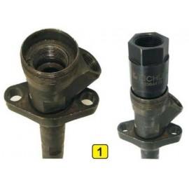 Adapter 3-elementowy do wtryskiwacza BOSCH M17X1 PICHLER