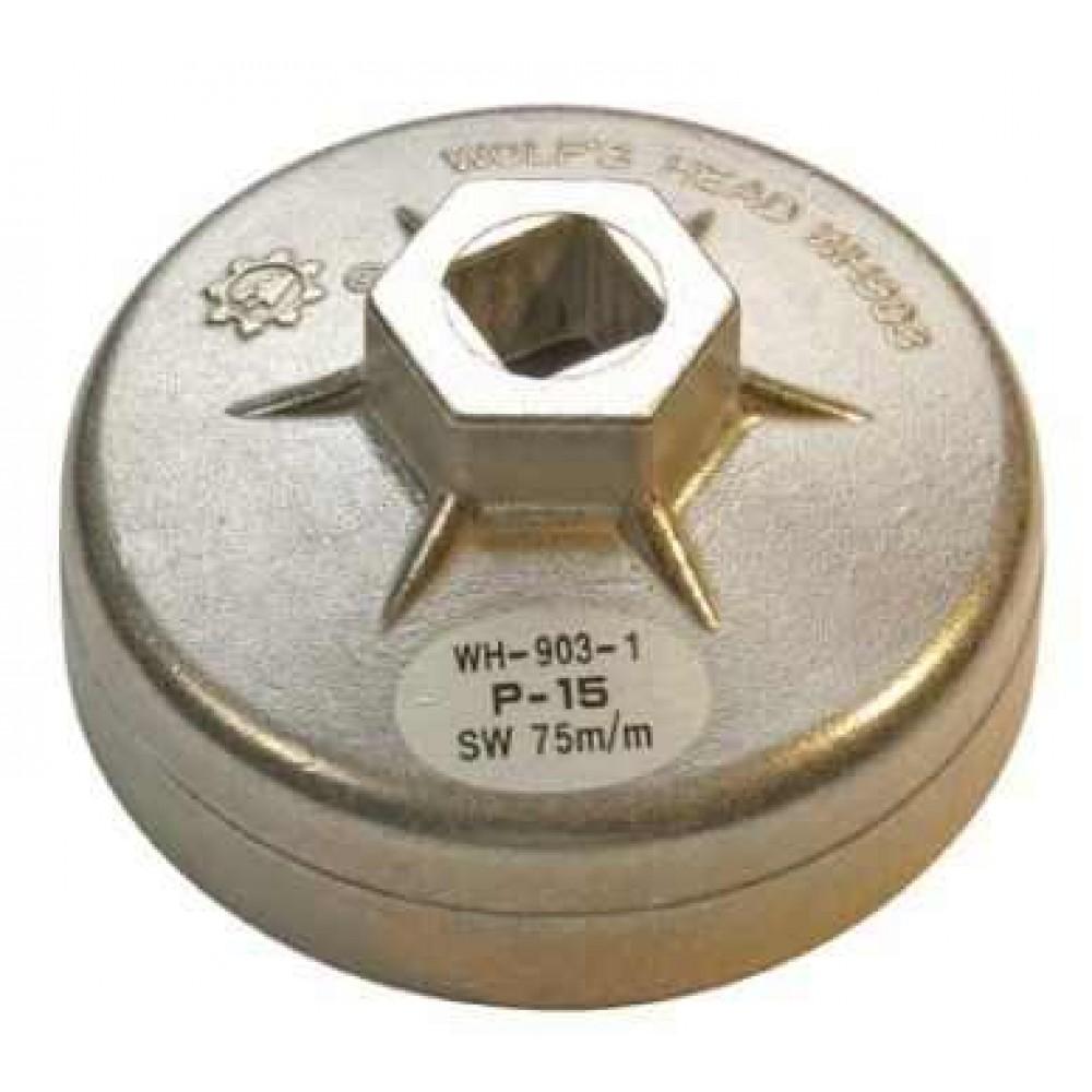 Nasadka 74 / 14 do filtrów oleju BGS TECHNIC
