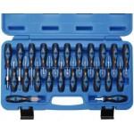 Przyrządy do osłon wtyków 23 szt. BGS TECHNIC
