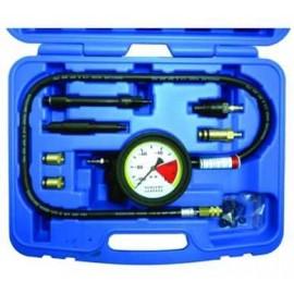 Próbnik ciśnienia sprężania 0-70 bar BGS TECHNIC