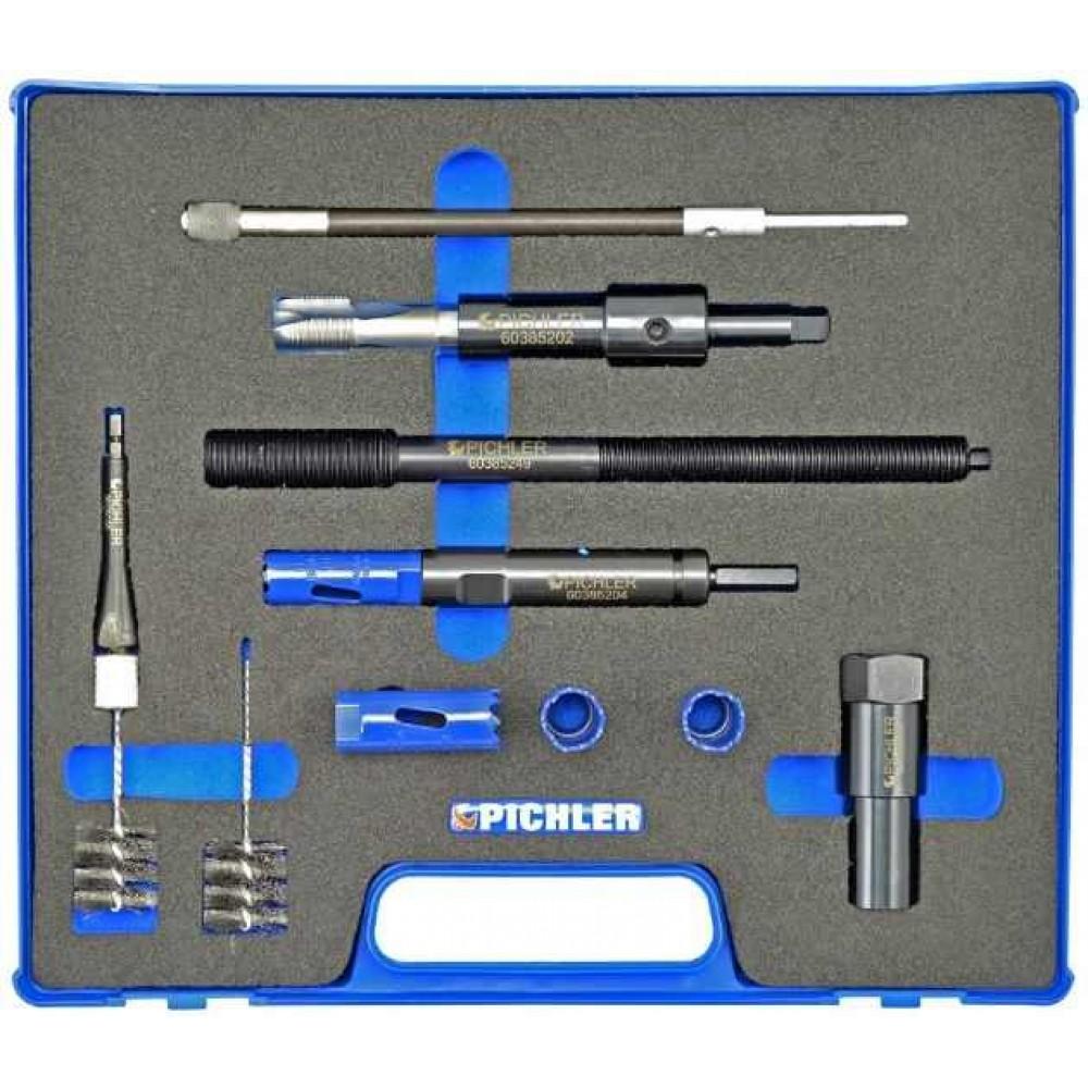 Usuwanie złamanego wtryskiwacza  ( M9R i M9T) zestaw PICHLER