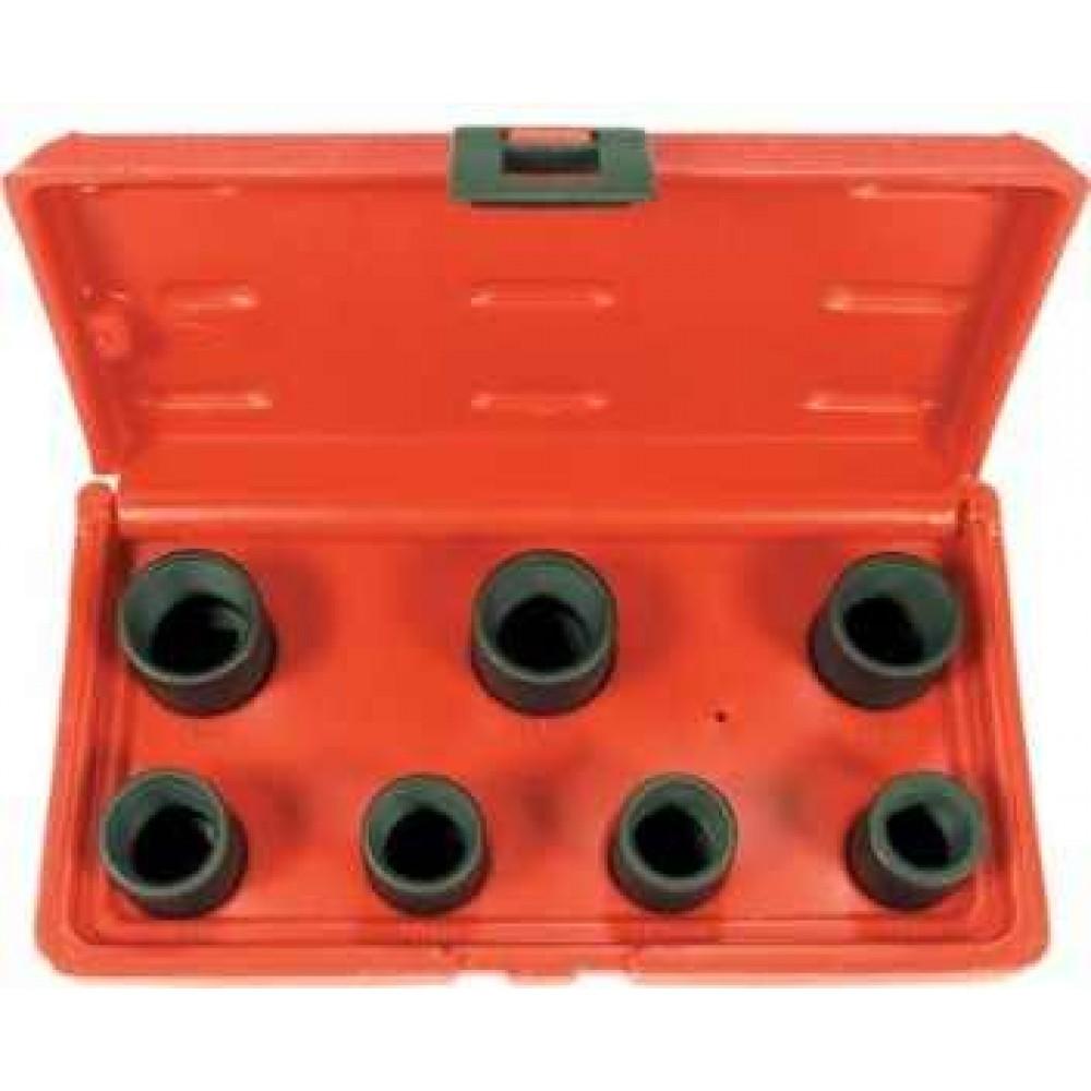 Nasadki, wkrętaki 17-26 mm, 7 szt. CONDOR WERKZEUG