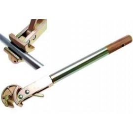Klucz zaciskowy do drążków i rurek, 9-22 mm, 390 mm CONDOR WERKZEUG